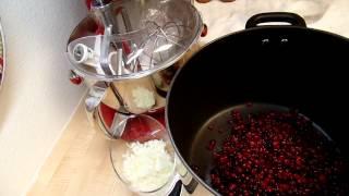 Cranberry (lingonberry) Chutney