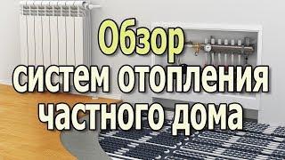 Системы отопления частного дома. Отопление дома своими руками.(Видеоурок)(В видео рассмотрим все системы отопления, которые применяются в частном доме. Это радиаторы, теплый пол,..., 2013-05-27T04:44:25.000Z)