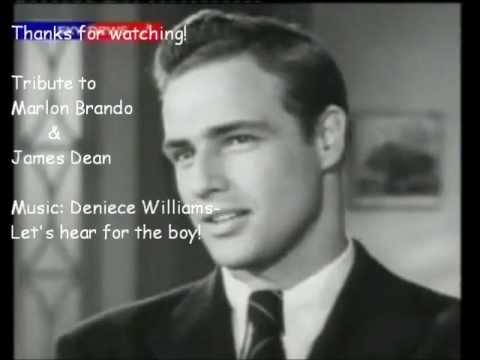 Marlon Brando & James Dean Tribute