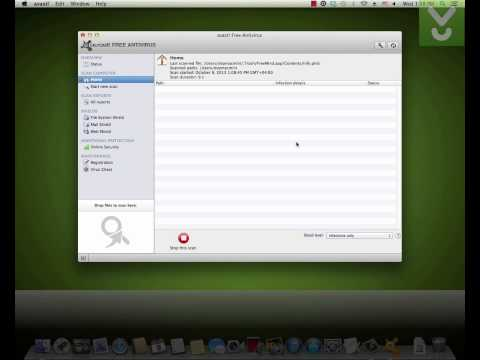 Avast Free Antivirus for Mac - Protect your Mac OS - Download Video Preview