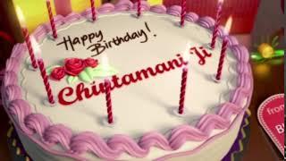 Happy Birthday Chintamani Ji