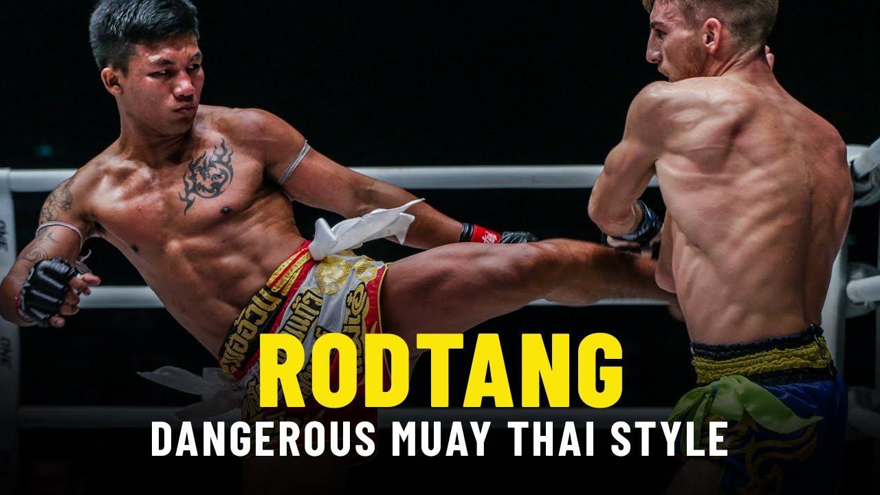 Download Rodtang's Dangerous Muay Thai Style