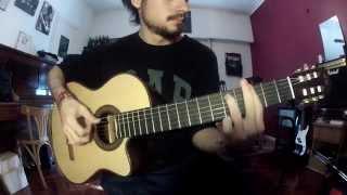 """""""Zamba para Olvidarte"""" - Tutorial GUITARRA (versión Mercedes Sosa & Diego Torres)"""