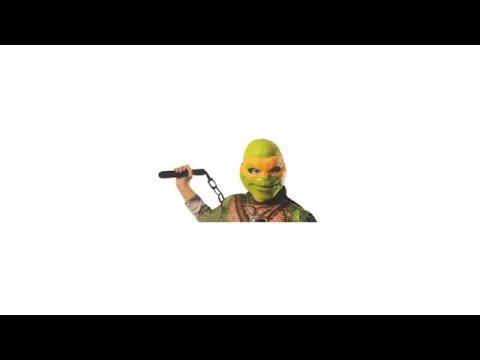 """Teenage Mutant Ninja Turtles"" - sing a long in Italian ( Karaoke version ) TMNT Theme Song Cover"