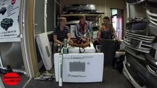 Радиатор охлаждения для автомобиля