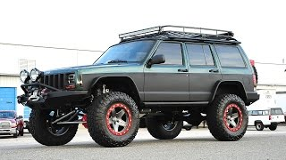 Davis AutoSports STAGE 6 LIFTED CHEROKEE FOR SALE VIDEO 1 OF 3