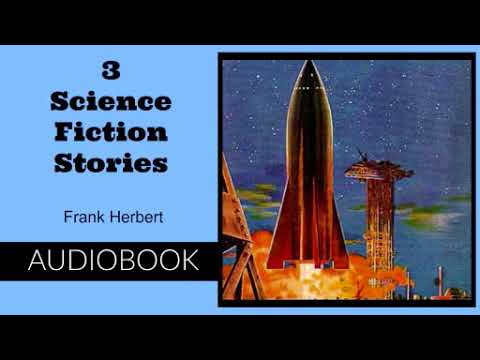 3 Science Fiction Stories by Frank Herbert - Audiobook