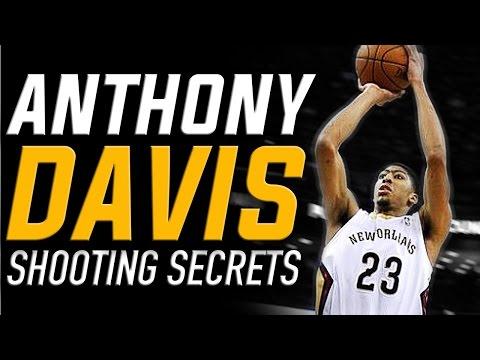 Anthony Davis Shooting Form: NBA Shooting Secrets