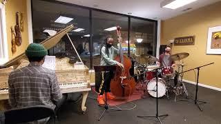 "KINship Podcast ""Con Alma"" ft. Julius Tucker (piano) and Micah Collier (bass)"