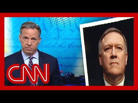 Jake Tapper compares Republicans' shifting views on oversight