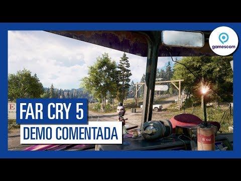 Far Cry 5 muestra demo, imágenes y key art