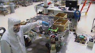 Наглядно: как работает лазер спутника ICESat-2