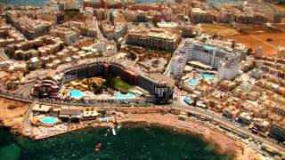 The Maltese Islands - Aerial Footage