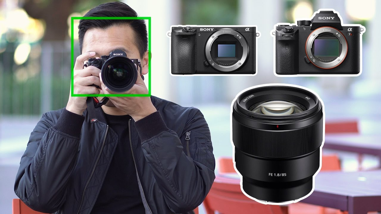 sony 85mm. sony fe 85mm f/1.8 video autofocus tests on a7r ii a6500 4k