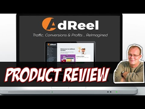 AdReel Video Ad Template System Review