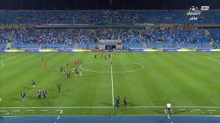 التحليل الفني لأداء فريقي  النصر والوحده في الشوط الأول