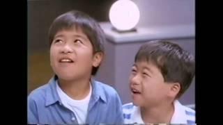 1992年CM 永谷園 一膳洋食 和田アキ子 山崎裕太.
