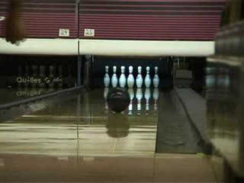 Bowling: Nils Humbel in Montreal 2005