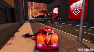 Carmageddon Reincarnation (Trailer), Stainless Games
