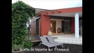 Vidéo : Location Villa de prestige au Gosier Guadeloupe