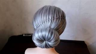 Easy hairstyle in 5 min ♛ Fashionable image