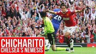 Chicharito: Chelsea's Nemesis | Chelsea v Manchester United | Javier Hernandez