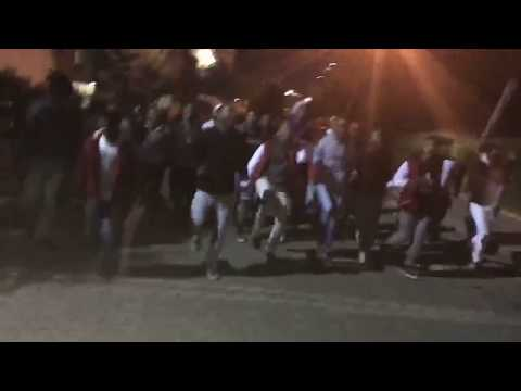 Raiders walking girls in braam streets(iyo sadubula isibhamu)