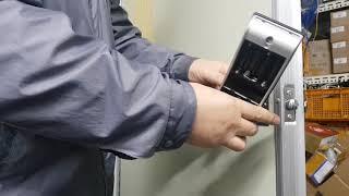 Uni-Touch smart tubular lock i…