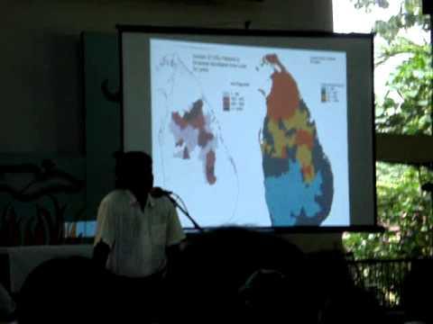 The Arsenic case of Sri Lanka