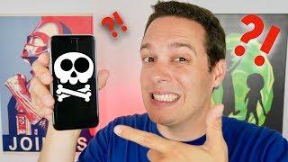 iPhone X MORT ! Problème écran noir ? Retour sur l'iPhone 5s !