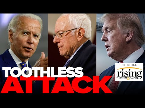 Krystal and Saagar: Trump's New Line On 'Bernie, Biden Manifesto' Is DOOMED To Fail