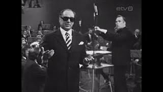 �������� ���� Последний публичный концерт Георга Отса.16,01,1975 года. ������
