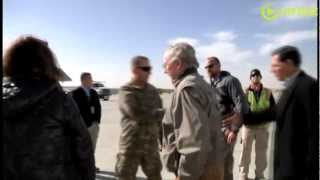 GOP Senate Leader McConnell In Afghanistan