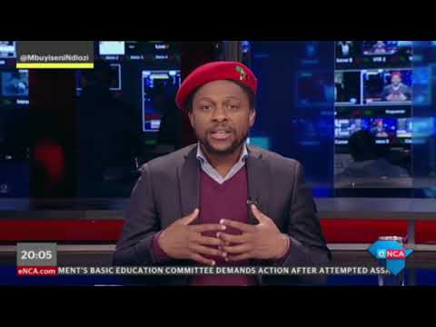 #AsItHappens with Dr Mbuyiseni Ndlozi - PART 1