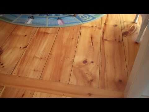 Nantucket Homes: Pine Wood Floors