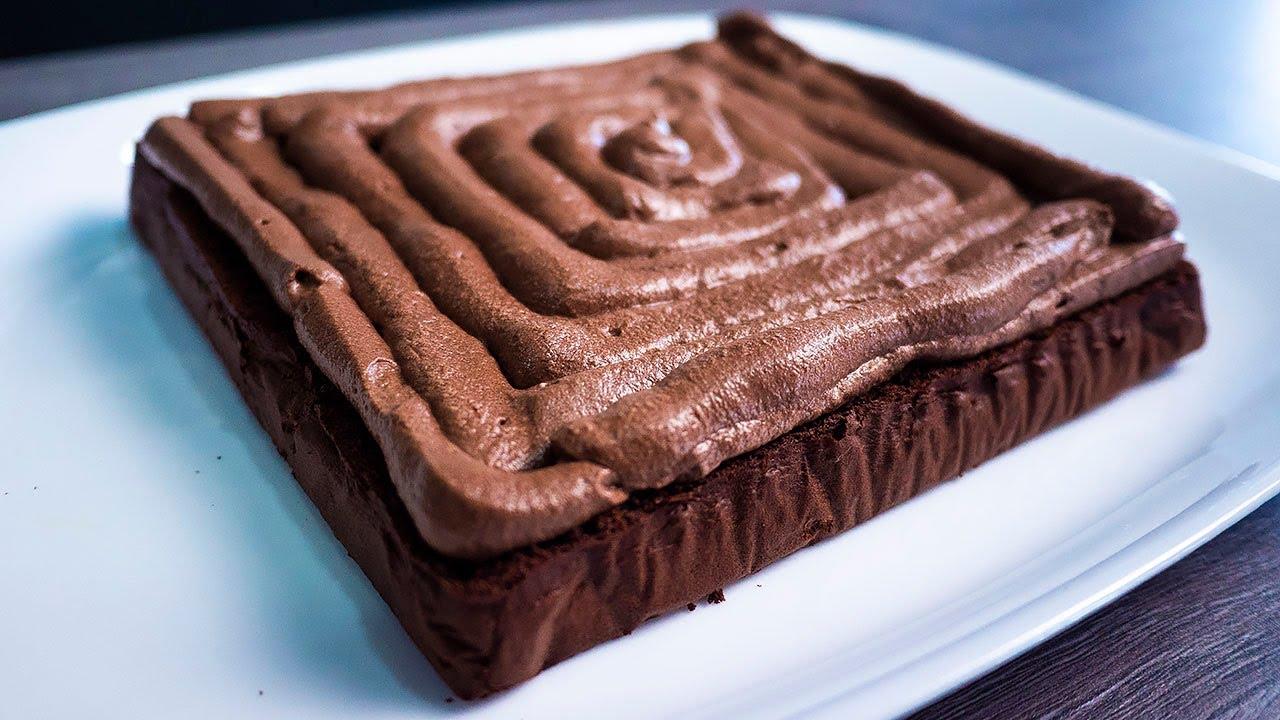 Мы уже НЕ МОЖЕМ без этого ДЕСЕРТА! Для истинных любителей шоколада.
