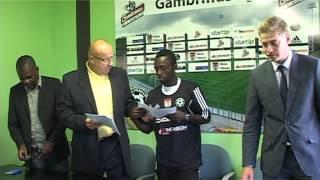 1.FK Příbram má posilu z Afriky