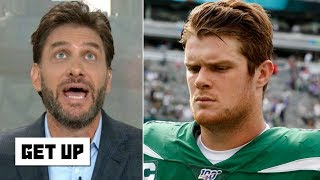 'Take me instead!' - Mike Greenberg reacts to Sam Darnold out indefinitely with mono | Get Up