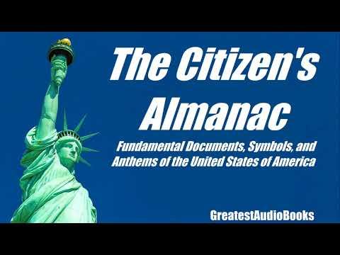THE CITIZEN'S ALMANAC by The United States of America - FULL AudioBook | GreatestAudioBooks