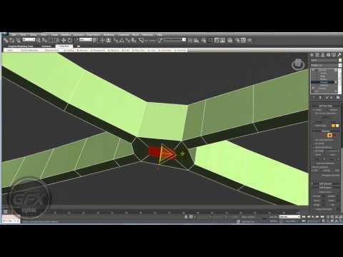 Tutorial - Modelando uma cadeira Barcelona no 3Ds Max - Parte 01