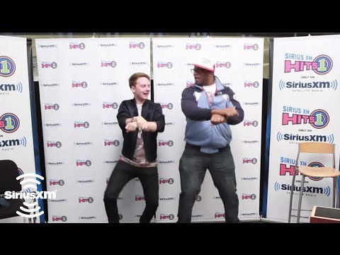 "Conor Maynard Dances ""Gangnam Style"" // SiriusXM // Hits 1"
