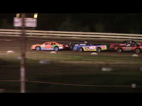 Hummingbird Speedway (7-13-19): Sunny 106.5 FM Pure Stock Feature