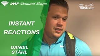 Instant Reactions Oslo 2017: Daniel Stahl