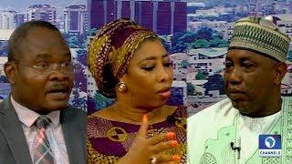 Analysts Debate 9th NASS Leadership Tussle, Governance Pt.2 |Sunrise Daily|