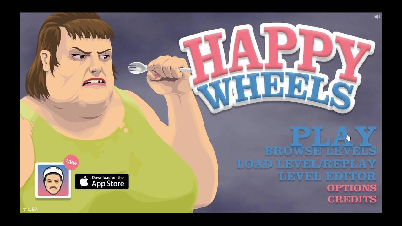 Totaljerkface happy wheels game