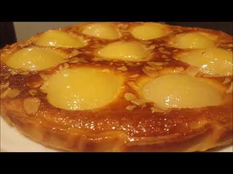 tarte-amandine-aux-poires