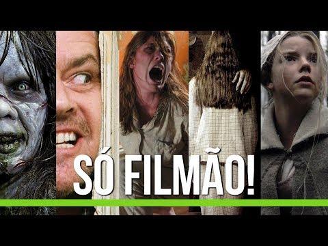 10 FILMES DE TERROR PARA VOCÊ SE BORRAR