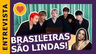 [ENG] IDOL COREANO REAGE A MULHERES BRASILEIRAS ft B.I.G | Kpop Idol reacts to Brazilian Women