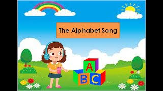 The Alphabet Song I Audio Library for Kids I No Copyright