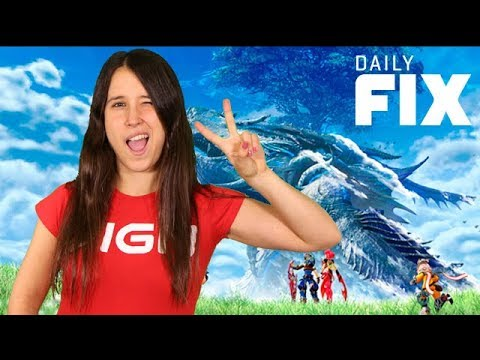 Xenoblade Chronicles 2, Raiders, Universos Compartidos… Daily Fix